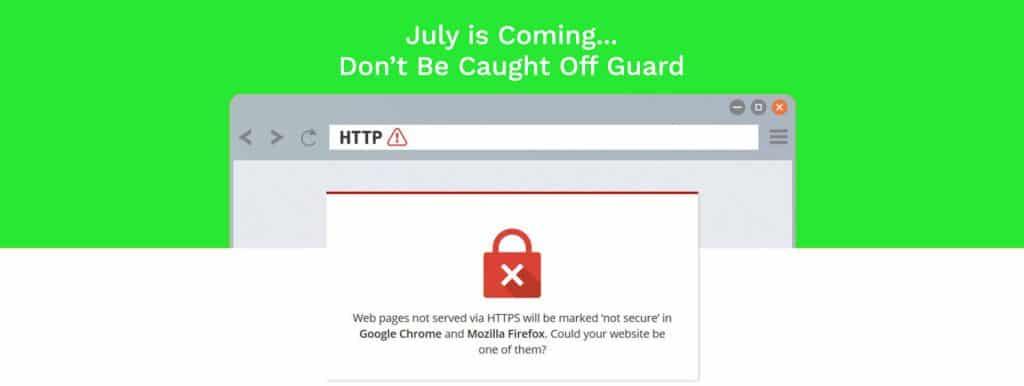SSL Browser-warning Fix